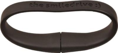 Smiledrive Wristband 16 GB Pen Drive (Black)