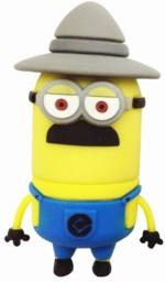 Microware Minions Hat Shape