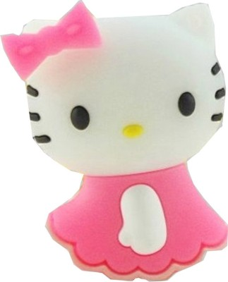 Microware-Hello-Kitty-Shape-Designer-4-GB-Pen-Drive