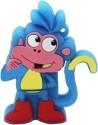 Microware Blue Monkey Shape 8 GB USB 2.0 Fancy Pendrive