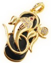 Enter Om Shri Ganesh 4 GB USB 2.0 Fancy Pendrive - Black