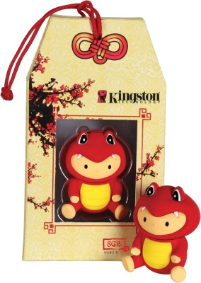 Buy Kingston Snake 8 GB Pen Drive: Pendrive