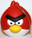 Capitel Angry Bird 8 GB USB 2.0 Fancy Pendrive - Red