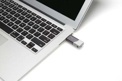 PNY Turbo USB 3.0 256 GB  Pen Drive (Grey)