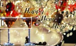 Printland Credit Card Happy New Year PC80138