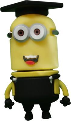 Dreambolic Minion Scholar Head 16 GB  Pen Drive (Yellow)