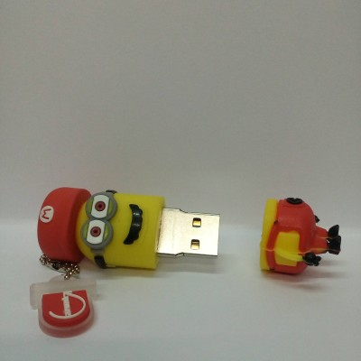 Vibes P-054 16 GB  Pen Drive (Red)