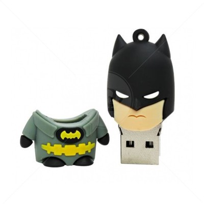Storme Batman 16 GB  Pen Drive (Black, White)