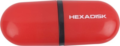 Hexadisk PD01122 16 GB  Pen Drive (Red)