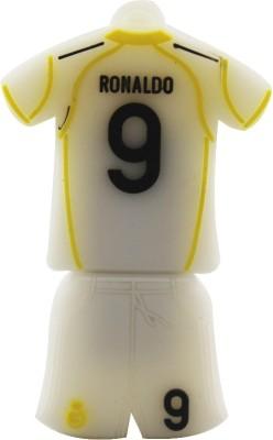 Shopizone Ronaldo 9 bwin 32 GB  Pen Drive (White)