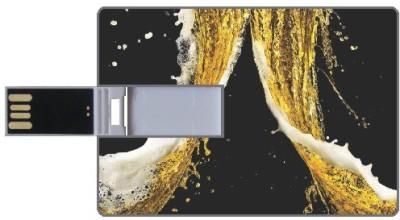 Design worlds Splash DWPC87378 8 GB  Pen Drive (Multicolor)