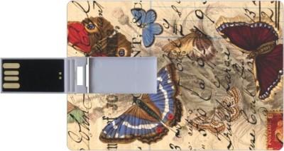 Via Flowers Llp Nectar VPC86511 8 GB  Pen Drive (Multicolor)