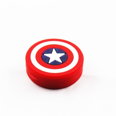 Shopizone Marvel Avengers Caption America Symbol 32 GB  Pen Drive (Red)