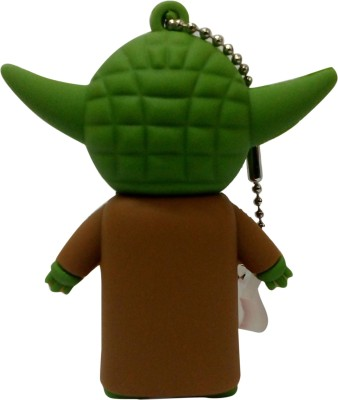 Vibes P-008 16 GB  Pen Drive (Green)