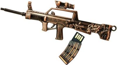 Zeztee Sniper Shape MT1003 16 GB  Pen Drive