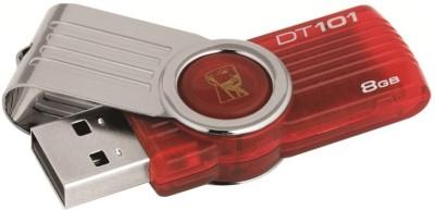 Kingston Dt101g2/8gbin 8 GB  Pen Drive (Red)
