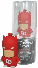 Dinosaur Drivers Batman DD
