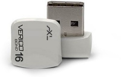 AXL Verico Bond White 16 GB  Pen Drive (White)