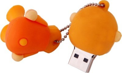 yes celebration Monkey 8 GB  Pen Drive (Brown)