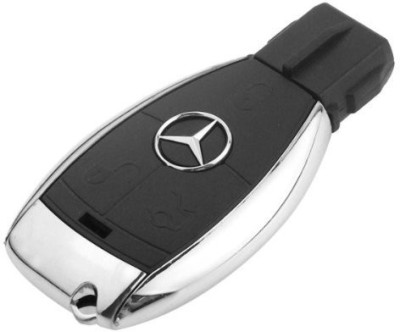 Quace Mercedes Key 16 GB  Pen Drive (Multicolor)