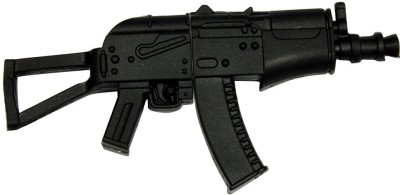Zeztee AKS-74U Gun Shape 8 GB Pen Drive (Multicolor)