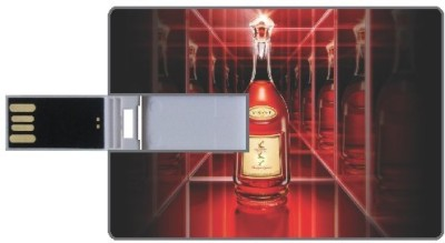 Design worlds Red Color DWPC87373 8 GB  Pen Drive (Multicolor)