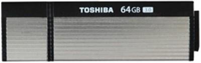 Toshiba USB3Os2 64 GB  Pen Drive (Grey)