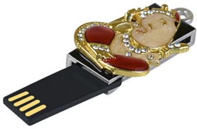 Enter EN-USB08-038 8 GB  Pen Drive (Multicolor)