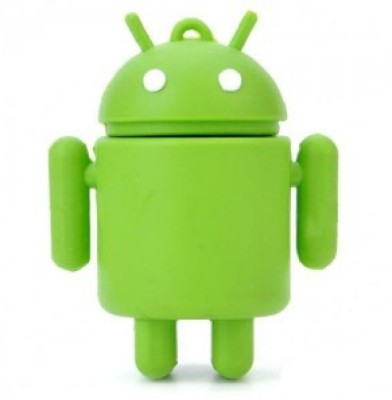 Its Our Studio Andriod Designer 8 GB  Pen Drive (Green)