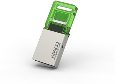 Verico Verico Hybird Mini Vr18 Green 16 GB  Pen Drive (Green)