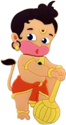 Zeztee Bal Hanuman Cartoon Character Shape 16 GB  Pen Drive (Multicolor)