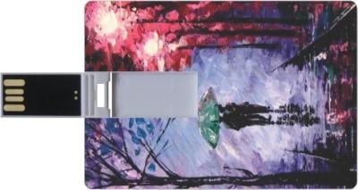 Via Flowers Llp Walk Alone VPC160015 16 GB  Pen Drive (Multicolor)