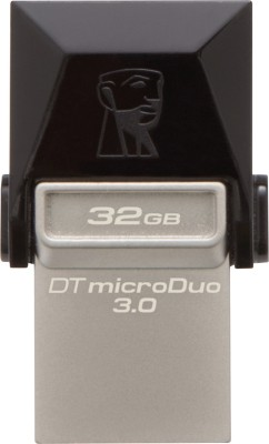 Kingston Data Traveler MicroDuo USB 3.0 32GB OTG Pen Drive