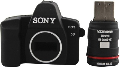 Shopizone Sony Camera 32 GB  Pen Drive (Black)