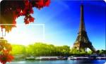 Printland Credit Card Love Paris