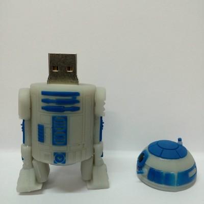 Vibes P-060 16 GB  Pen Drive (Grey)