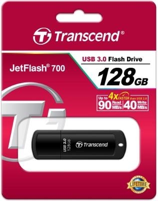 Transcend-JetFlash-700/730-128GB-USB-3.0-Pen-Drive