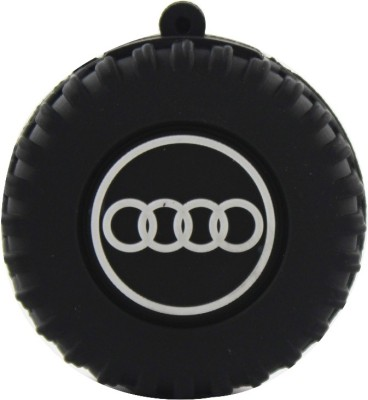 Shopizone Audi Wheel 32 GB  Pen Drive (Black)