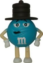 QP360 Cartoon M Character Pendrive
