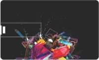 Printland Abstract PC160246 16 GB  Pen Drive