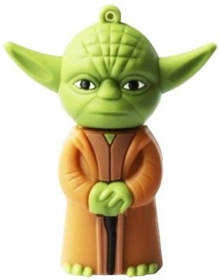 Chinmayi StartWars Yoda 16 GB  Pen Drive (Multicolor)