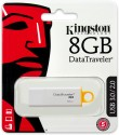 Kingston DTIG4/8GB 8 GB  Pen Drive - ACCDWKHJJCAYHSFM