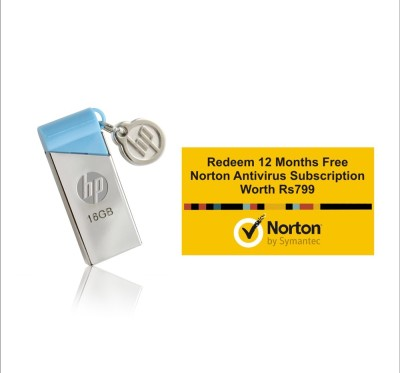 HP V215b With Norton Antivirus 12 Month Subscription