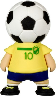 Verico Pendrive Football 16 GB  Pen Drive (Multicolor)