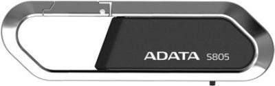Adata S805 Carabiner Keychain 16 GB Pen Drive (Grey)
