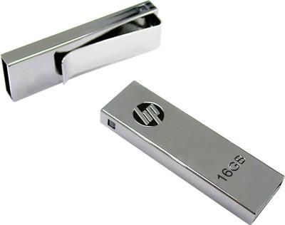 HP V-210 W - 16 GB Utility Pendrive (Grey)