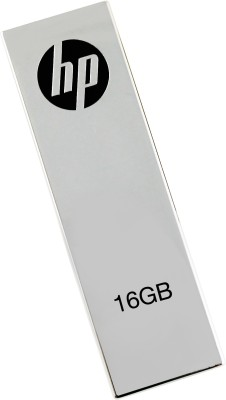 HP V-210 W - 16 GB Utility Pendrive (Grey)