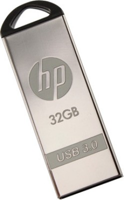 HP X 720 W - 32 GB USB 3.0 Flash Drive / Pen Drive (Silver)