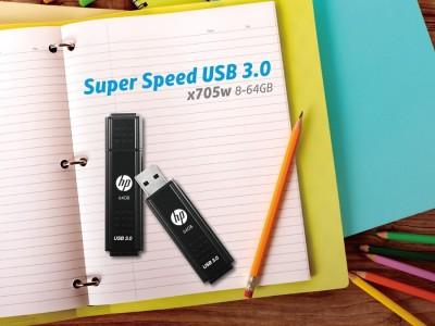 HP X705w 64GB Pen Drive