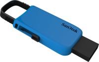 Sandisk Cruzer U - 64 GB 64 GB Utility Pendrive (Blue)
